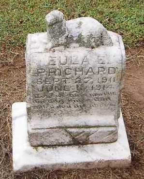 PRICHARD, EULA E. - Woodruff County, Arkansas | EULA E. PRICHARD - Arkansas Gravestone Photos