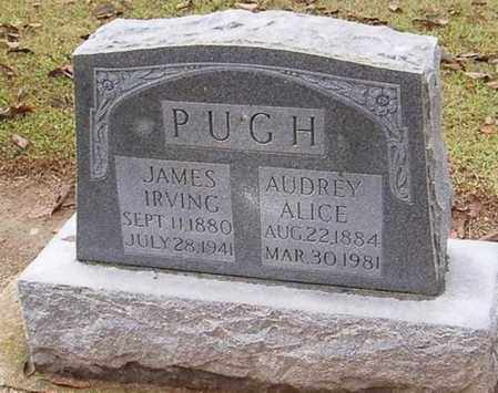 PUGH, JAMES IRVING - Woodruff County, Arkansas | JAMES IRVING PUGH - Arkansas Gravestone Photos
