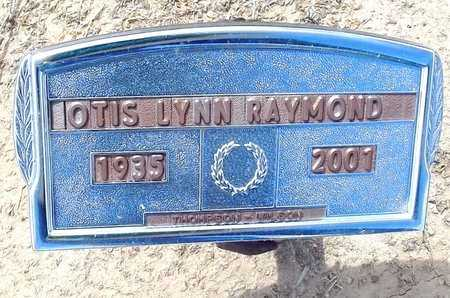 RAYMOND, OTIS LYNN - Woodruff County, Arkansas | OTIS LYNN RAYMOND - Arkansas Gravestone Photos