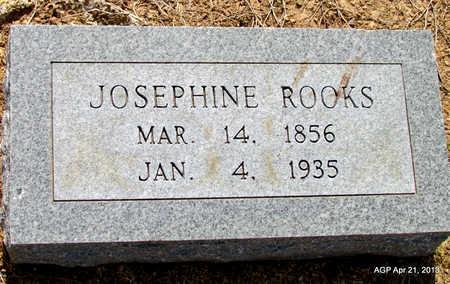 ROOKS, JOSEPHINE - Woodruff County, Arkansas | JOSEPHINE ROOKS - Arkansas Gravestone Photos