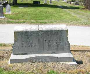 SCHOL, W. - Woodruff County, Arkansas | W. SCHOL - Arkansas Gravestone Photos