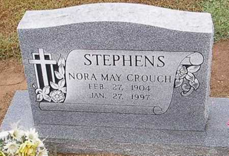 CROUCH STEPHENS, NORA MAY - Woodruff County, Arkansas | NORA MAY CROUCH STEPHENS - Arkansas Gravestone Photos