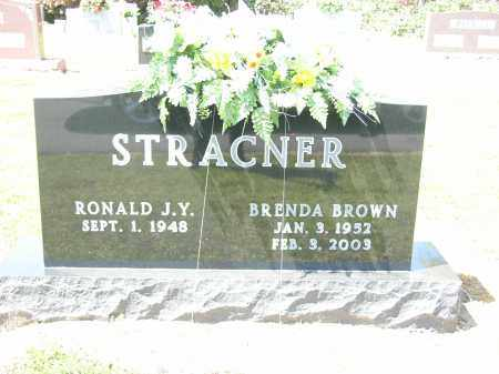 STRACNER, BRENDA - Woodruff County, Arkansas | BRENDA STRACNER - Arkansas Gravestone Photos