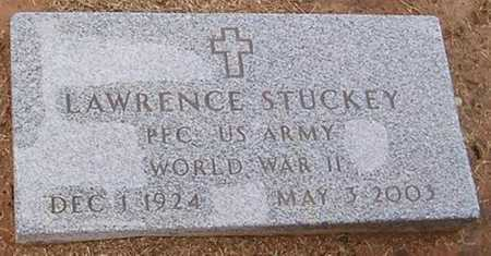 STUCKEY  (VETERAN WWII), LAWRENCE - Woodruff County, Arkansas | LAWRENCE STUCKEY  (VETERAN WWII) - Arkansas Gravestone Photos