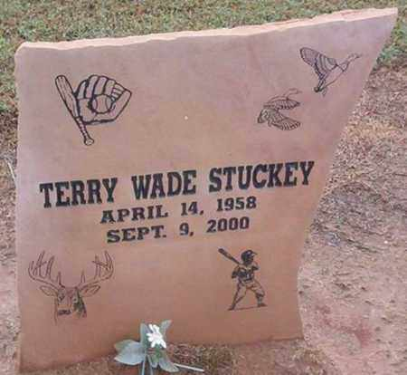 STUCKEY, TERRY - Woodruff County, Arkansas | TERRY STUCKEY - Arkansas Gravestone Photos