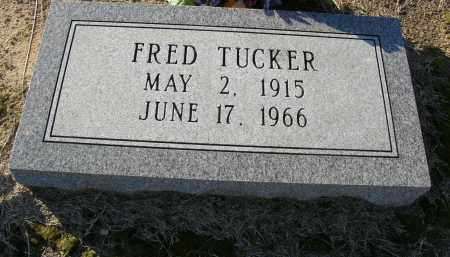 TUCKER, FRED - Woodruff County, Arkansas | FRED TUCKER - Arkansas Gravestone Photos