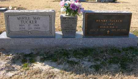 SLANE TUCKER, MYRTLE MAY - Woodruff County, Arkansas | MYRTLE MAY SLANE TUCKER - Arkansas Gravestone Photos