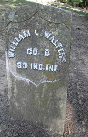 WALTERS (VETERAN UNION), WILLIAM L - Woodruff County, Arkansas | WILLIAM L WALTERS (VETERAN UNION) - Arkansas Gravestone Photos