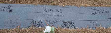 ADKINS, VELMA - Yell County, Arkansas | VELMA ADKINS - Arkansas Gravestone Photos
