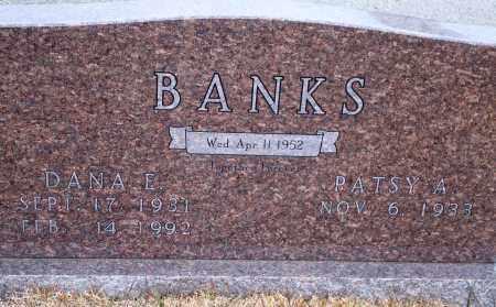 BANKS, DANA E. - Yell County, Arkansas | DANA E. BANKS - Arkansas Gravestone Photos