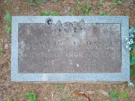 BATES, BONNIE A - Yell County, Arkansas | BONNIE A BATES - Arkansas Gravestone Photos