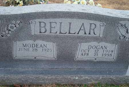 BELLAR, MODEAN HILDA - Yell County, Arkansas | MODEAN HILDA BELLAR - Arkansas Gravestone Photos