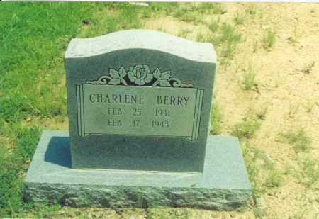 BERRY, CHARLENE - Yell County, Arkansas | CHARLENE BERRY - Arkansas Gravestone Photos