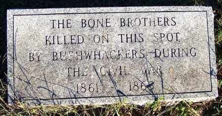 BONE, THOMAS - Yell County, Arkansas | THOMAS BONE - Arkansas Gravestone Photos