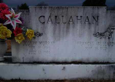 CALLAHAN, JOSEPH MURRAY - Yell County, Arkansas | JOSEPH MURRAY CALLAHAN - Arkansas Gravestone Photos