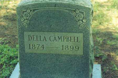 CAMPBELL, DELLA - Yell County, Arkansas | DELLA CAMPBELL - Arkansas Gravestone Photos