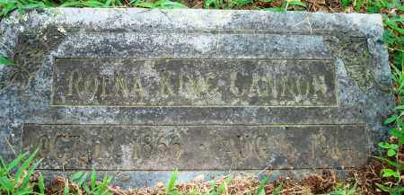 CANNON, ROENA - Yell County, Arkansas | ROENA CANNON - Arkansas Gravestone Photos