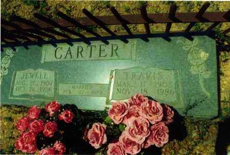CARTER, JEWELL - Yell County, Arkansas | JEWELL CARTER - Arkansas Gravestone Photos