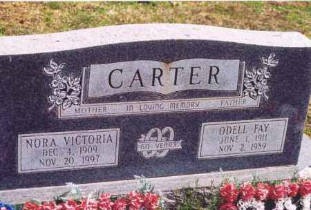 CARTER, ODELL FAY - Yell County, Arkansas | ODELL FAY CARTER - Arkansas Gravestone Photos