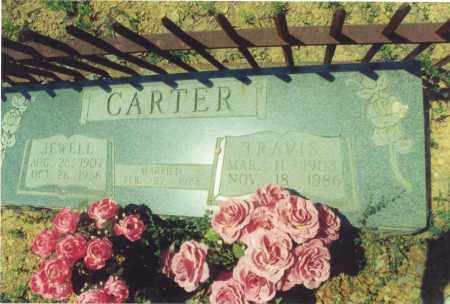 CARTER, TRAVIS - Yell County, Arkansas | TRAVIS CARTER - Arkansas Gravestone Photos