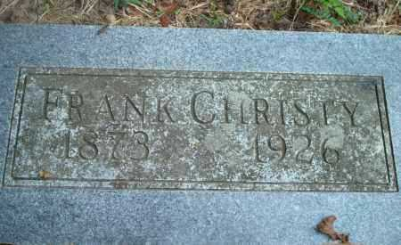 CHRISTY, ALLEN FRANK - Yell County, Arkansas | ALLEN FRANK CHRISTY - Arkansas Gravestone Photos