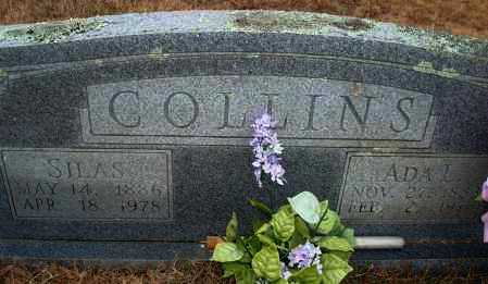 COLLINS, SILAS - Yell County, Arkansas | SILAS COLLINS - Arkansas Gravestone Photos