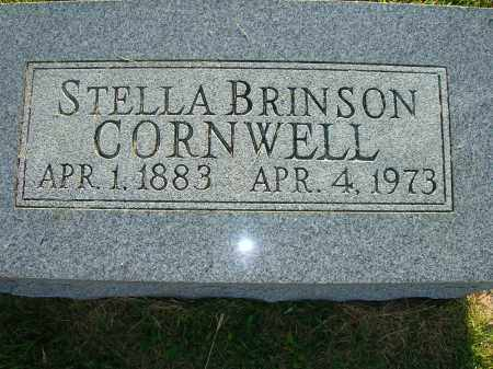 CORNWELL, STELLA - Yell County, Arkansas | STELLA CORNWELL - Arkansas Gravestone Photos