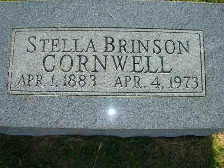 BRINSON CORNWELL, STELLA - Yell County, Arkansas | STELLA BRINSON CORNWELL - Arkansas Gravestone Photos