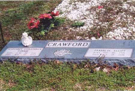 CRAWFORD, FRANKLIN ELLIOT - Yell County, Arkansas   FRANKLIN ELLIOT CRAWFORD - Arkansas Gravestone Photos