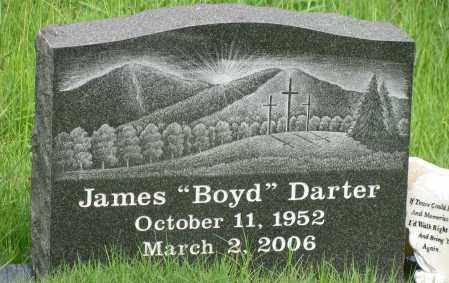 "DARTER, JAMES ""BOYD"" - Yell County, Arkansas 