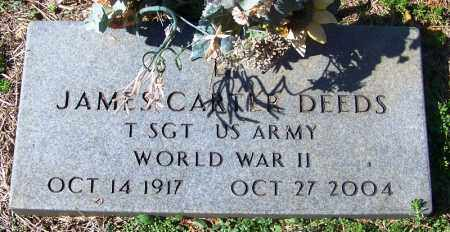 DEEDS (VETERAN WWII), JAMES CARTER - Yell County, Arkansas | JAMES CARTER DEEDS (VETERAN WWII) - Arkansas Gravestone Photos