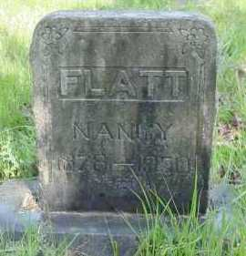 FLATT, NANCY E - Yell County, Arkansas | NANCY E FLATT - Arkansas Gravestone Photos