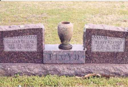 FLOYD, LILLIAN EULENE - Yell County, Arkansas | LILLIAN EULENE FLOYD - Arkansas Gravestone Photos