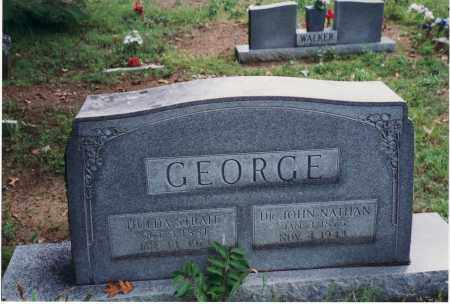 GEORGE, MAHULDA MAY - Yell County, Arkansas | MAHULDA MAY GEORGE - Arkansas Gravestone Photos