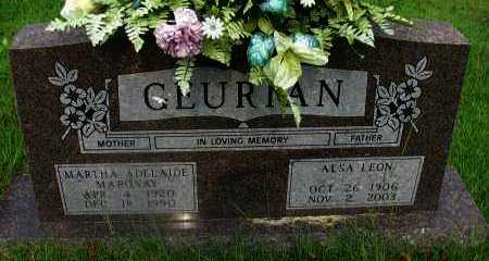 GEURIAN, ALSA LEON - Yell County, Arkansas | ALSA LEON GEURIAN - Arkansas Gravestone Photos