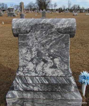 GOSSETT, LIZZIE B - Yell County, Arkansas | LIZZIE B GOSSETT - Arkansas Gravestone Photos
