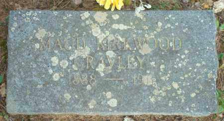KIRKWOOD GRAVLEY, MAUD - Yell County, Arkansas | MAUD KIRKWOOD GRAVLEY - Arkansas Gravestone Photos