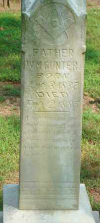 GUNTER, W.M. - Yell County, Arkansas | W.M. GUNTER - Arkansas Gravestone Photos