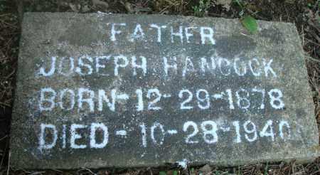 HANCOCK, JOSEPH HENRY TATEM - Yell County, Arkansas | JOSEPH HENRY TATEM HANCOCK - Arkansas Gravestone Photos