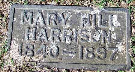 HILL HARRISON, MARY - Yell County, Arkansas | MARY HILL HARRISON - Arkansas Gravestone Photos