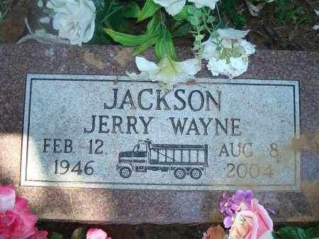 JACKSON, JERRY WAYNE - Yell County, Arkansas | JERRY WAYNE JACKSON - Arkansas Gravestone Photos