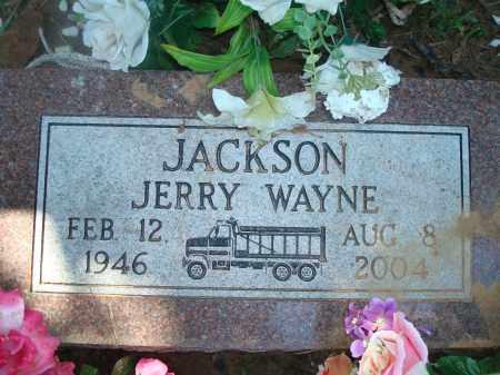 JACKSON, JERRY WAYNE - Yell County, Arkansas | JERRY WAYNE JACKSON - Arkansas Gravestone Photos