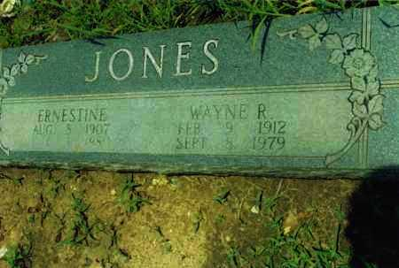 JONES, ERNESTINE - Yell County, Arkansas | ERNESTINE JONES - Arkansas Gravestone Photos