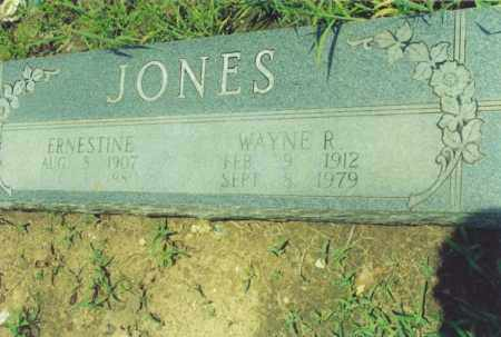 JONES, WAYNE R. - Yell County, Arkansas | WAYNE R. JONES - Arkansas Gravestone Photos