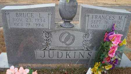 JUDKINS, FRANCES M. - Yell County, Arkansas | FRANCES M. JUDKINS - Arkansas Gravestone Photos
