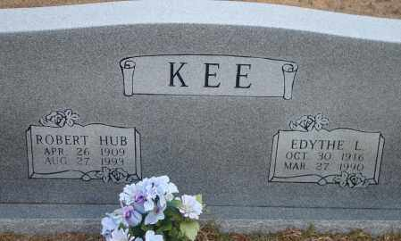 KEE, ROBERT HUB - Yell County, Arkansas | ROBERT HUB KEE - Arkansas Gravestone Photos