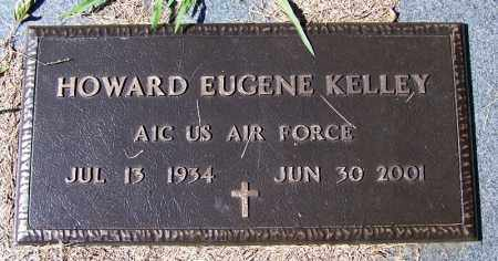 KELLY (VETERAN), HOWARD EUGENE - Yell County, Arkansas | HOWARD EUGENE KELLY (VETERAN) - Arkansas Gravestone Photos
