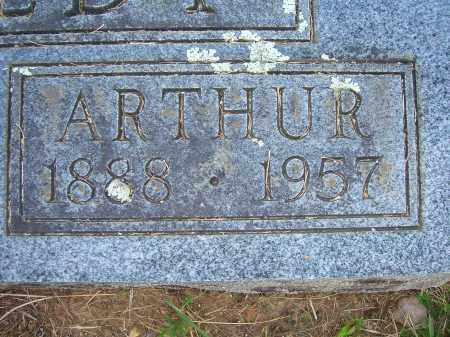 KENNEDY, ARTHUR - Yell County, Arkansas | ARTHUR KENNEDY - Arkansas Gravestone Photos
