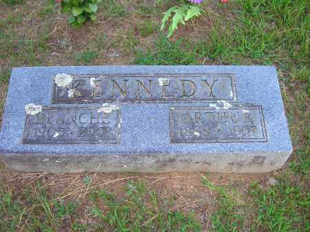 KENNEDY, BLANCHE - Yell County, Arkansas | BLANCHE KENNEDY - Arkansas Gravestone Photos