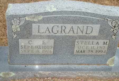 LAGRAND, C.F. - Yell County, Arkansas | C.F. LAGRAND - Arkansas Gravestone Photos